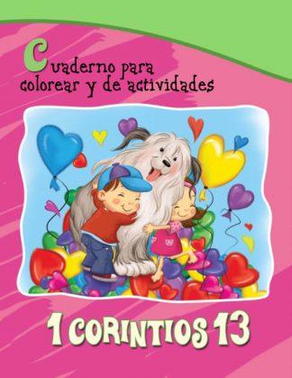 1 Corintios 13 - Cuaderno para colorear y de actividades