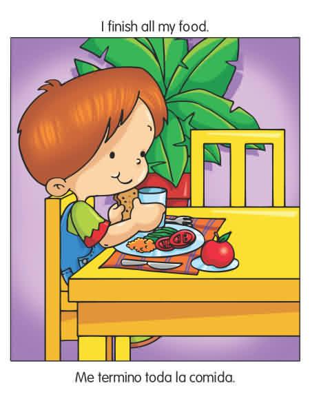 Buenos Hábitos de Nutrición