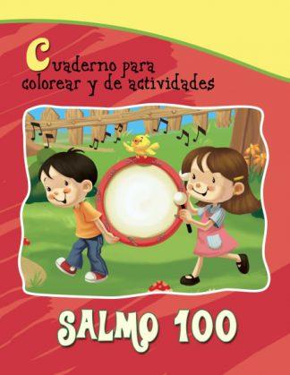 Salmo 100 - Para colorear y actividades