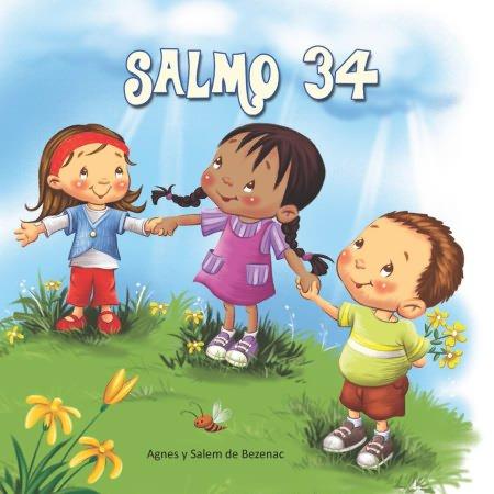 Salmo 34 para niños