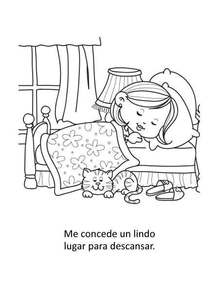 Salmo 23   iCharacter en Español