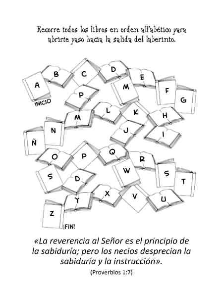 Proverbios – Cuaderno para colorear – iCharacter en Español